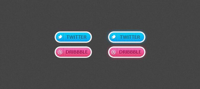 #2 Social buttons