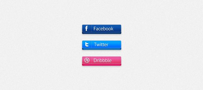 #1 Social buttons