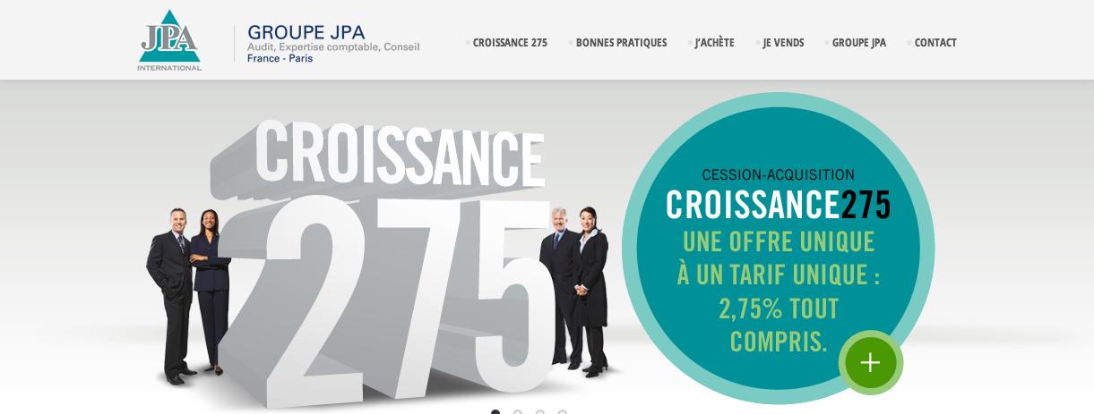 Croissance 275