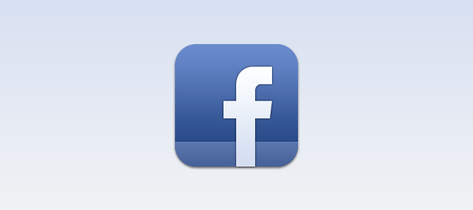 Facebook IOS icon