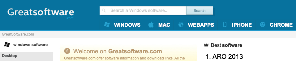 GreatSoftware